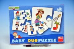 Baby Puzzle 18 dílků v krabici