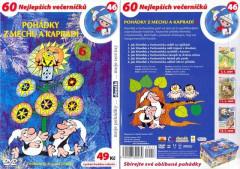 DVD - Pohádky z mechu a kapradí 6