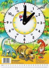 Školní hodiny Dinopark Emipo