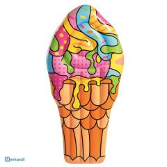 Lehátko nafukovací zmrzlina 188x95cm