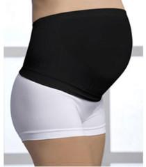 Těhotenský podpůrný pás ČERNÝ