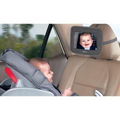 Nastavitelné zpětné zrcátko Back seat Lindam