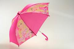 Deštník Barbie manuální