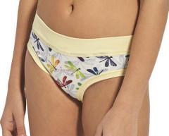 Cornette Dívčí kalhotky Vážky 3ks