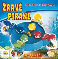 Žravé piraně
