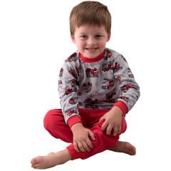 Bavlněné pyžamo Hasiči Esito