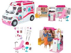 Barbie Klinika na kolech FRM19