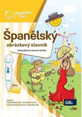 Kouzeln čtení Kniha Španělský obr. slovník