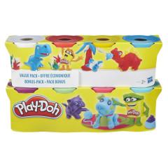 Play - doh balení 4x4 kelímky