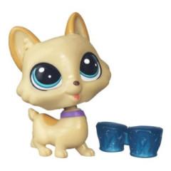 Littlest Pet Shop Jednotlivá zvířátka CORGI REGALTON