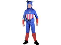 Karnevalový kostým - Hrdina, Vel. 120 - 130 cm