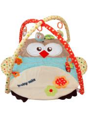 Hrací deka Baby Mix Sova