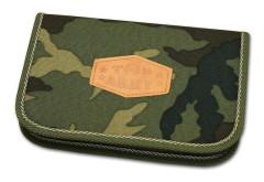 Školní pouzdro 1-klopa plné Top Army Emipo