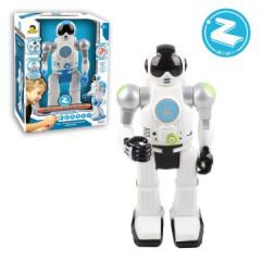 Robot Zigy s funkcí rozpoznání hlasu