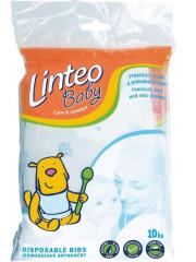 Jednorázové bryndáčky Linteo Baby 10ks