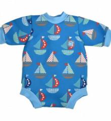 Baby neoprén-body - lodičky