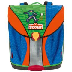 Školní batoh Scout - Fotbalista I.