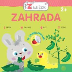 Kniha Malý zajíček Zahrada