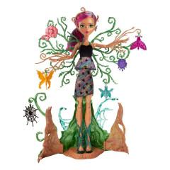Mattel Monster High straškouzelná Treesa FCV59