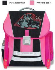 Školní batoh Cats Emipo
