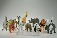 Safari zvířátka 22-30cm  1 ks