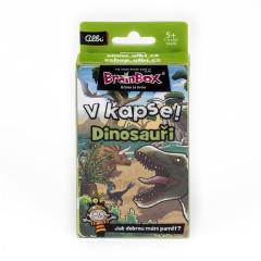 V kapse! Dinosauři - Albi
