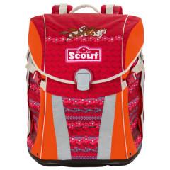 Školní batoh Scout - Tři koníci II.