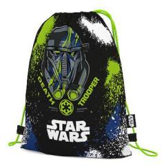 Sáček na cvičky Star Wars modro-zelený NEW 2017