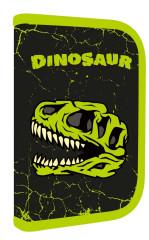 Jednopatrový penál NEPLNĚNÝ Dinosaurus
