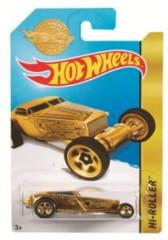 HW Angličák Hot Wheels 1 ks ZLATÝ