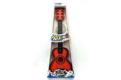 Kytara s trsátkem plast 65cm