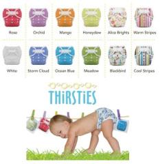 Svrchní kalhotky Thirsties duowrap 8-18 kg (9-36+měs.) rostoucí