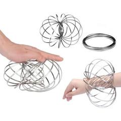 Interaktivní kroužek 13cm kovový