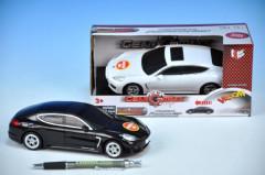 KMS Auto 17cm Porsche Panamera GTS zpětné natažení na baterie