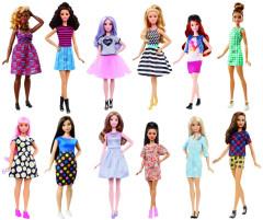 Barbie modelka