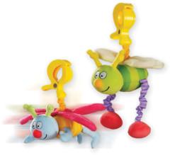 Vibrující uličníci Taf Toys, 0 m +