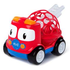 Hračka autíčko hasič Oball 3 m+