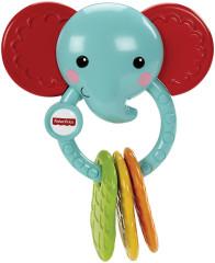 Kousátko slon Fisher Price