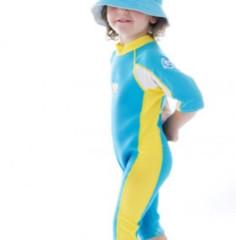 UV dětský neoprén - tyrkysová