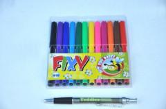 Fixy 12ks v plastové krabičce