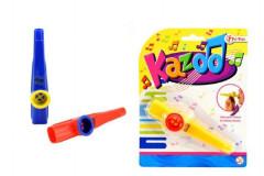 Kazoo plastové 12cm