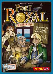 Port Royal: Rozšíření