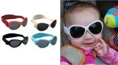 Baby banz RETRO - sluneční brýle pro nejmenší děti od 6 měs. - 2 roky