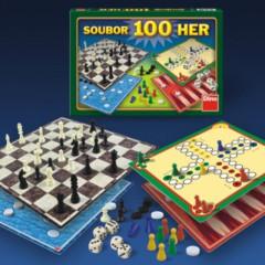 Soubor her 100 variant Dino