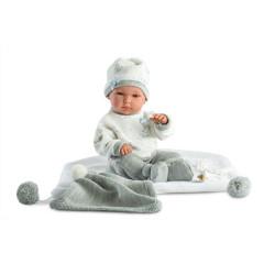 Panenka - New Born chlapeček 35 cm