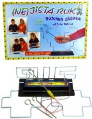 Elektrická hra (Ne)jistá ruka