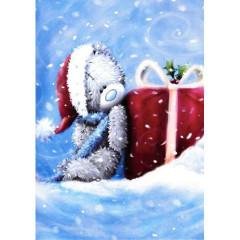 Blahopřání Me to You vánoční - Krásné Vánoce a úspěšný Nový rok