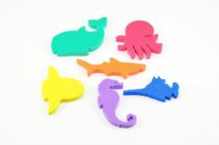 Pěnové hračky do vody mořský svět