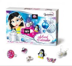 Adventní kalendář Briliantina 2016 mix