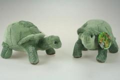 Plyšová želva 18 cm